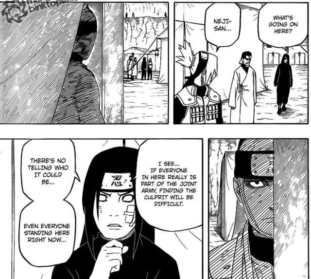Naruto Chapter 539