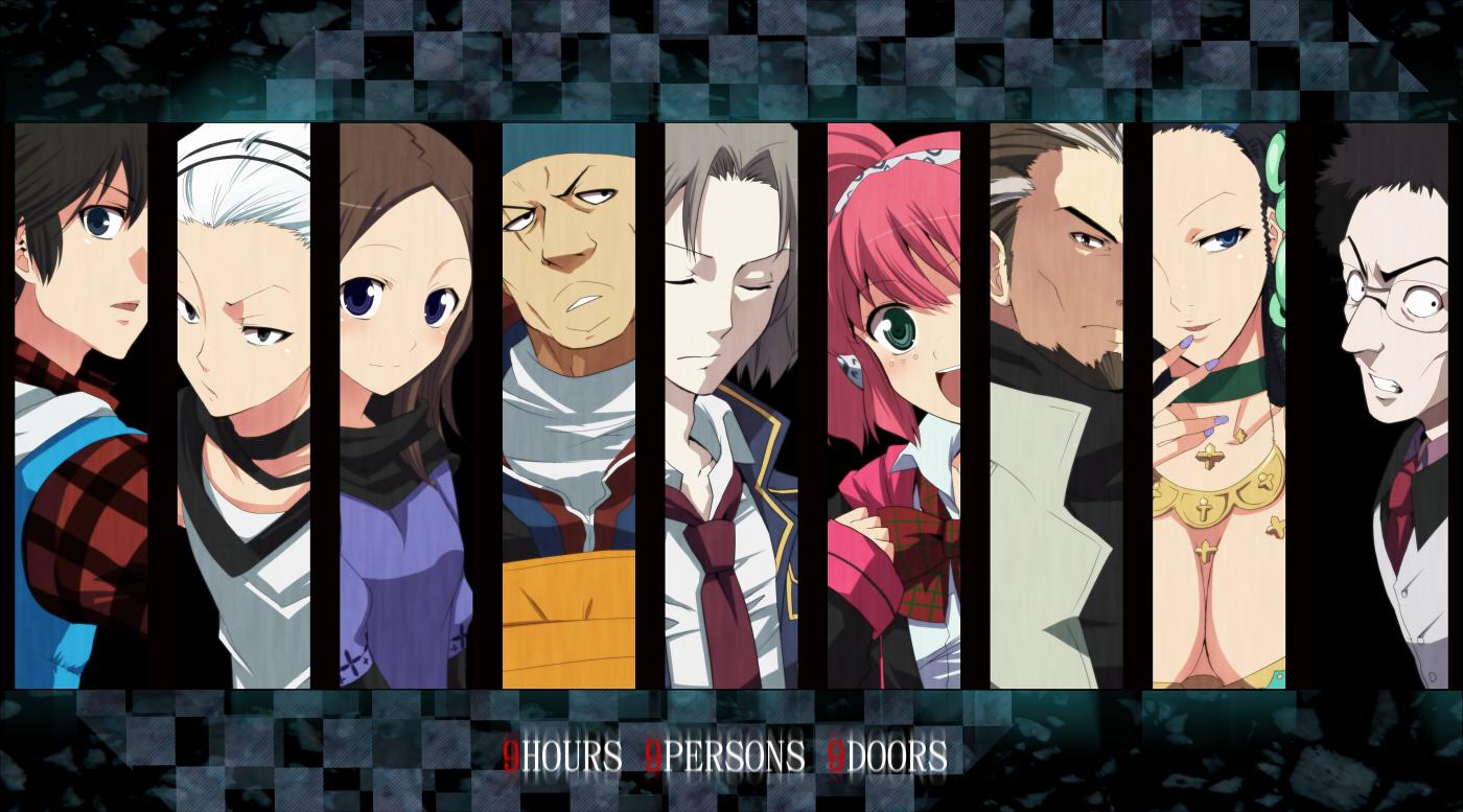 999 Nine Hours Nine Persons Nine Doors 12dimension