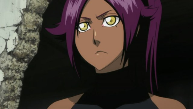 Bleach Episode 326 - Yoruichi3