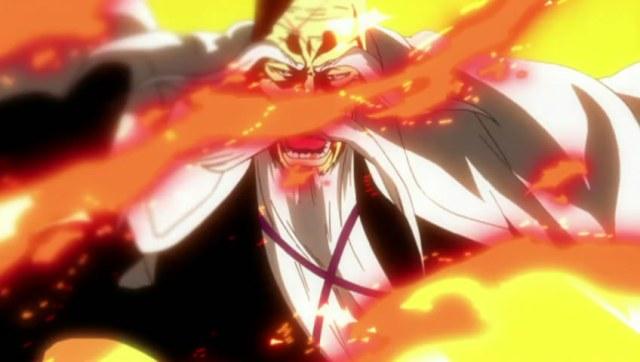 Bleach Episode 325 - Yamamoto Genryuusai