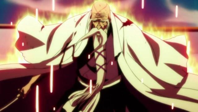 Bleach Episode 327 - Yamamoto Genryuusei