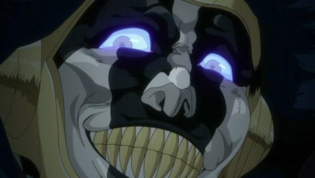 Bleach Episode 328 - Mayuri Smile