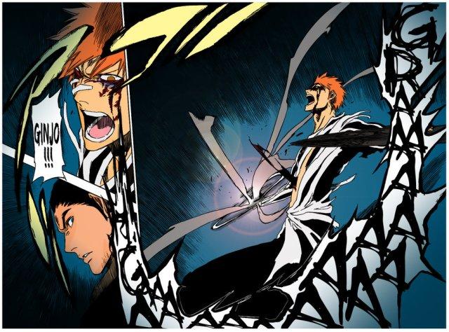 Bleach Chapter 451 - Ichigo's Fullbring
