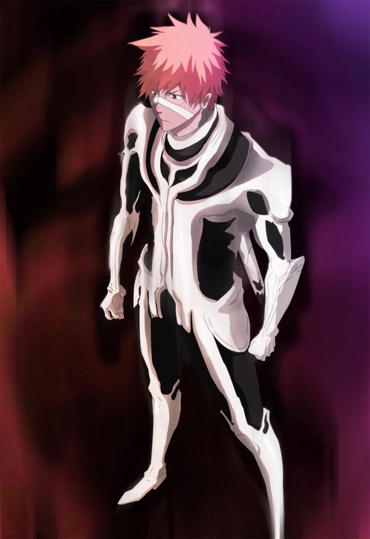 Bleach Chapter 452 - Ichigo Fullbring Form