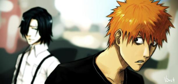 Bleach Chapter 453 - Ichigo scared and confused