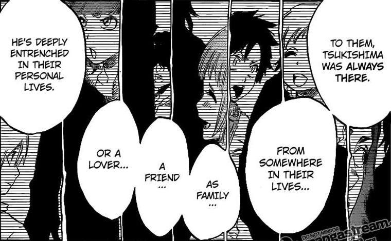 Bleach Chapter 454 - Tsukishima's power?