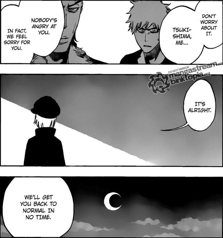Bleach Chapter 454 - Kuugo's problem?
