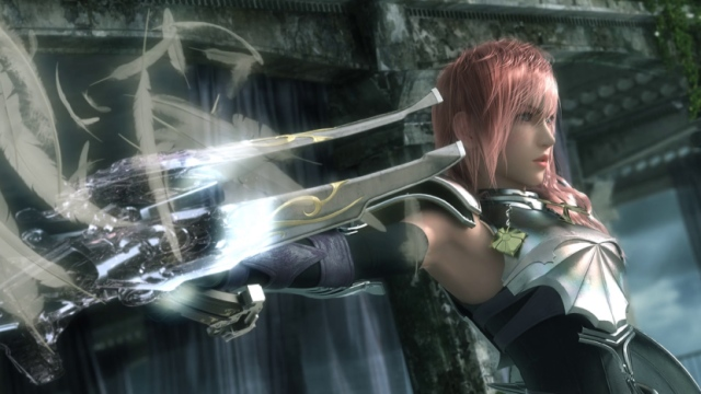 Final Fantasy XIII-2 - Lightning-Armor