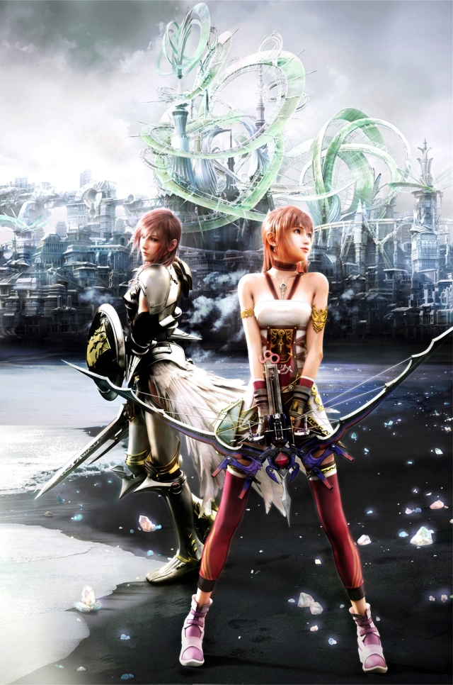 FFXIII-2 - Lightning And Serah
