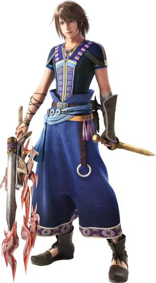 Final Fantasy XIII-2 - Noel Kreiss