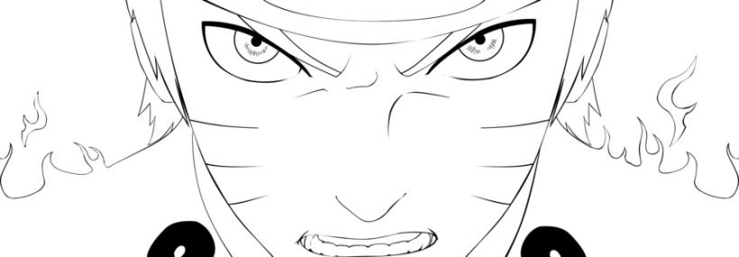 Naruto chapter 541 - Naruto determined