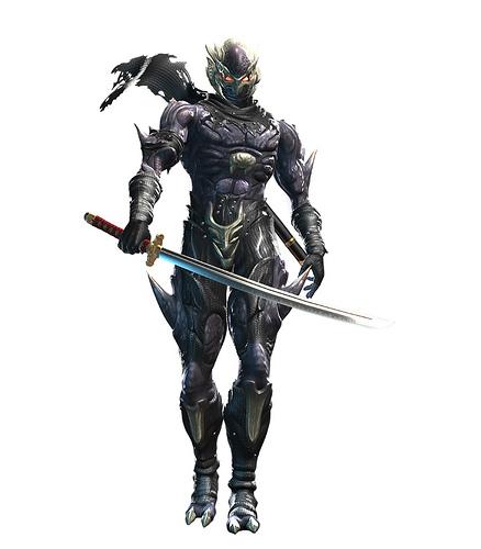 Ninja Gaiden Sigma 2 - Ryu Hayabusa