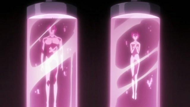 Bleach Episode 329 - Modsoul Research - Nozomi