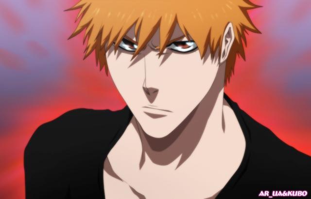 Bleach Chapter 455 - Ichigo - coloured by AR-UA (http://ar-ua.deviantart.com)