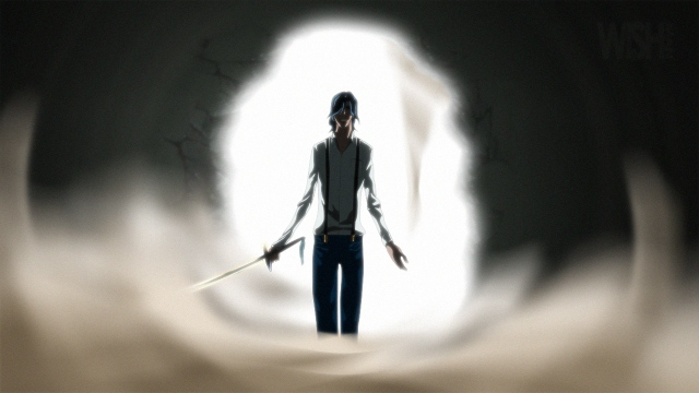 Bleach Chapter 456 - Tsukishima - coloured by Wish-Man (http://wish-man.deviantart.com)