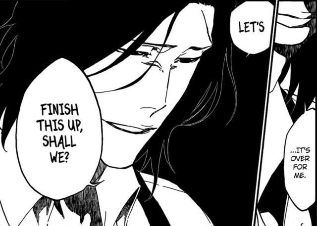 Bleach Chapter 457 - Tsukishima