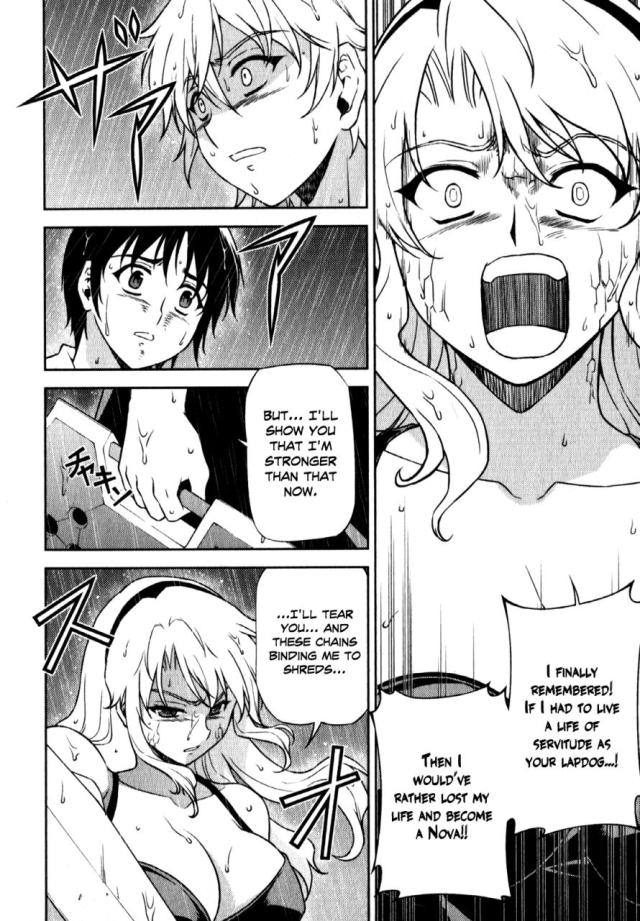 Freezing Chapter 48 - Satellizer's determination