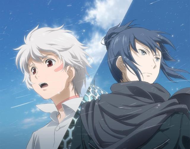 No.6 Anime Poster