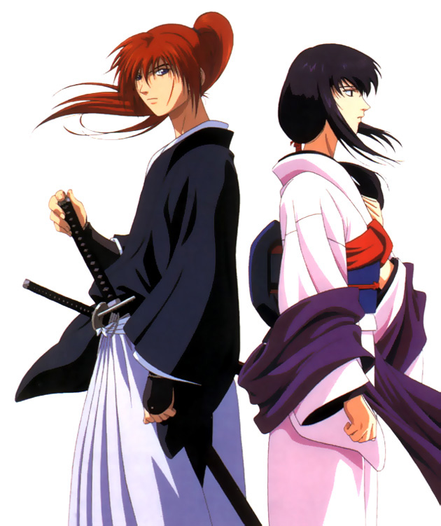 Rurouni Kenshin OVA - Trust & Betrayal - Kenshin and Tomoe