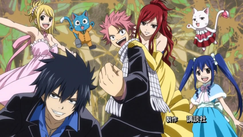 Image result for natsu in fairytail