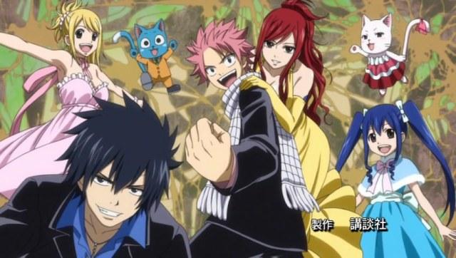 Fairy Tail OVA 02 - Team Natsu