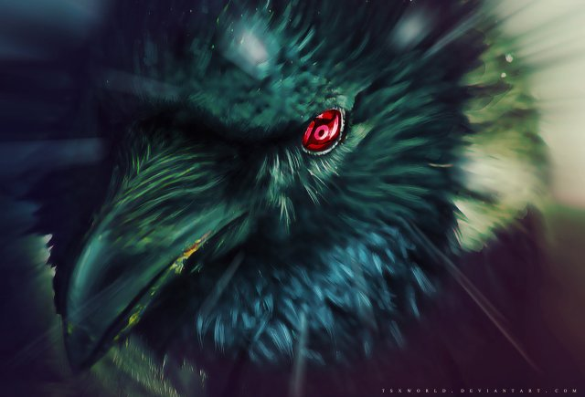 Naruto Chapter 550 - The Ultimate Sharingan Genjutsu - coloured by tsxworld (http://tsxworld.deviantart.com)