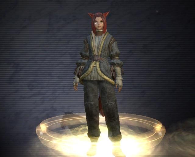 Final Fantasy XIV - Asalie Kuroren
