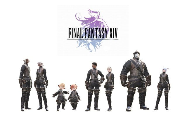 Final Fantasy XIV Online - The People of Eorzea