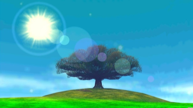 Inside Majora's Tree