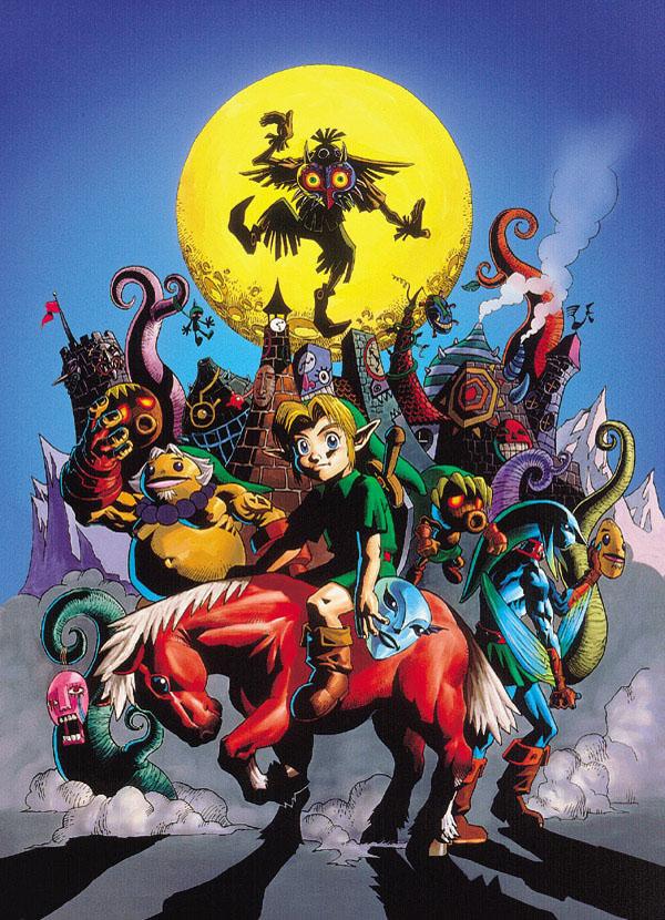 The Legend of Zelda: Majora's Mask (Part 1) | 12Dimension
