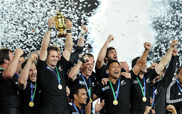 New Zealand - World Champions!