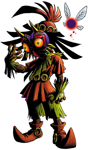 Majora's Mask - Skull Kid