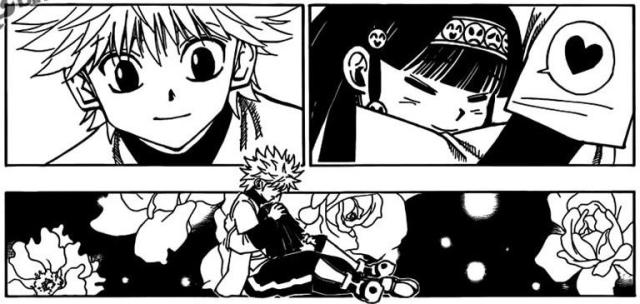 Hunter X Hunter Chapter 324 - Killua and Alluka