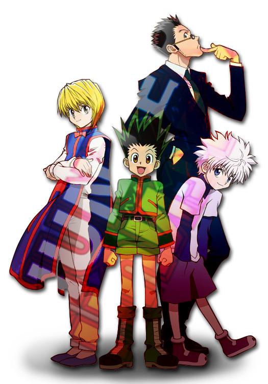 Hunter X Hunter cast