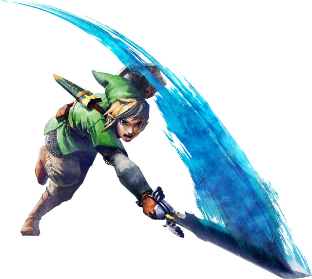 The Legend of Zelda - Skyward Sword - Link