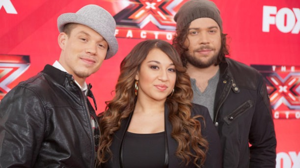 The X Factor (US) - The Final Three