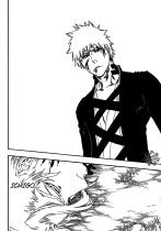 Bleach Chapter 477 - page 09 - Kuugo and Ichigo