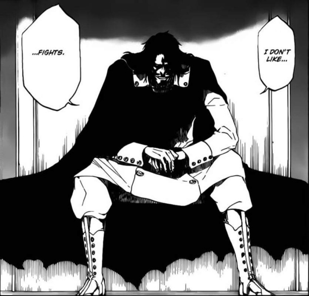 Bleach Chapter 484 - the Empires King