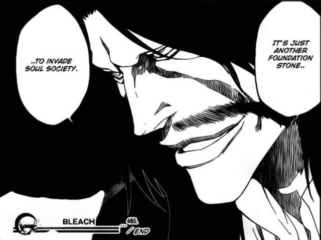 Bleach Chapter 485 - The Empire's King
