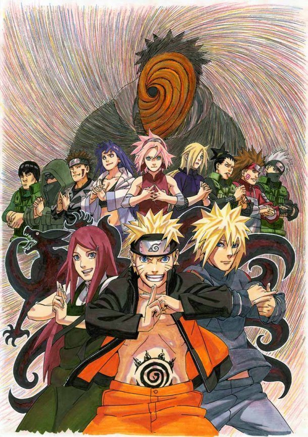 Naruto Shippuuden Movie 6 - Road to Ninja