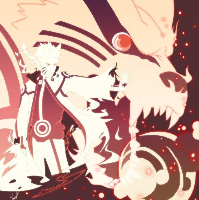 Naruto - Jinchuuriki Awakening - by xxMeMoRiEzxx (http://xxmemoriezxx.deviantart.com)