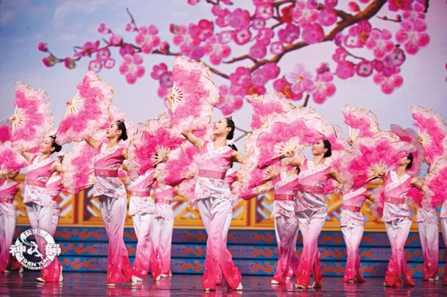 Shen Yun - Plum Blossom