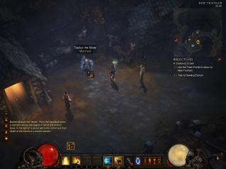DiabloIII - Syphin - Tashun the Miner