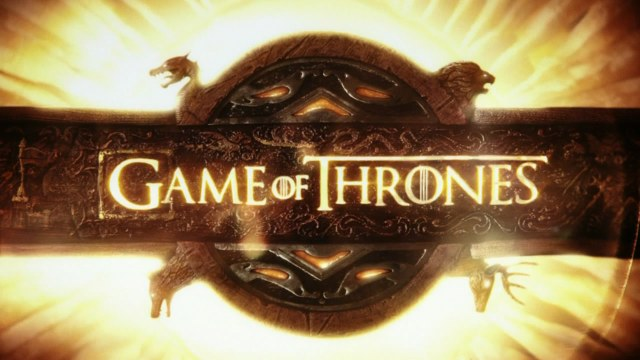 Game of Thrones - Intro