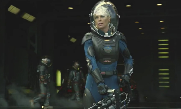 Prometheus - Meredith Vickers - Charlize Theron-3