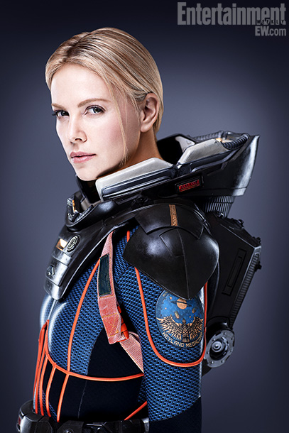 Prometheus - Meredith Vickers - Charlize Theron