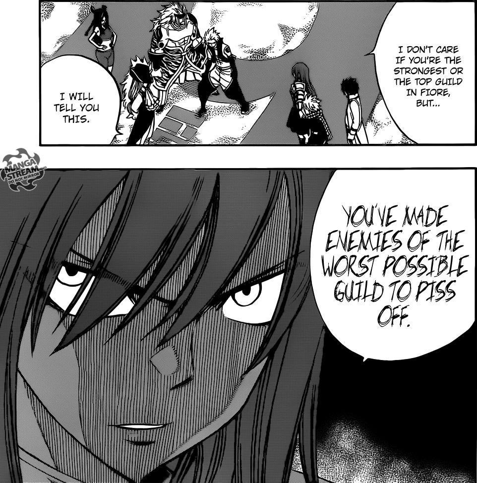 Fairy Tail Chapter 292 – Team Fairy Tail | 12Dimension