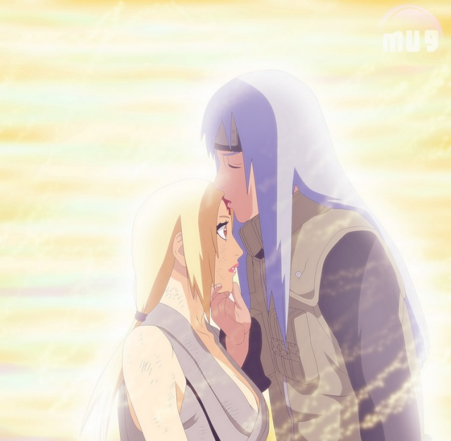 Naruto Chapter 591 - Our Last Kiss My Dear - by MaRaYu9 (http://marayu9.deviantart.com)