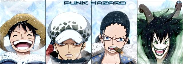One Piece - Punk Hazard - by DEIVISCC (http://deiviscc.deviantart.com)