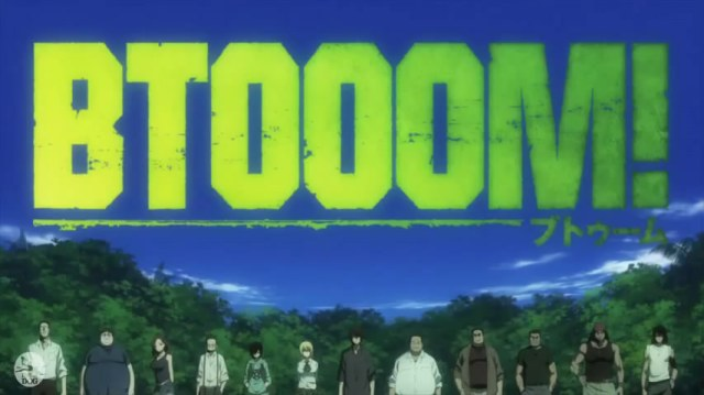 Btooom! - Island and Cast
